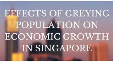 research proposal sample - effects of greying population