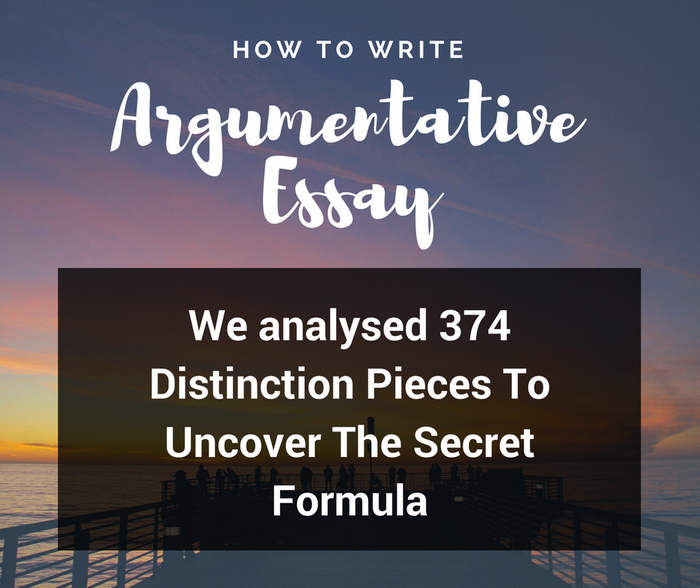Extended Essay Topics English How To Write Argumentative Essay We Analysed  Distinction Essays To  Uncover The Secret Formula Narrative Essay Example For High School also Sample Essay Paper How To Write Argumentative Essay We Analysed  Distinction Essays  Classification Essay Thesis Statement