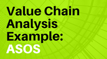 asos value chain analysis example